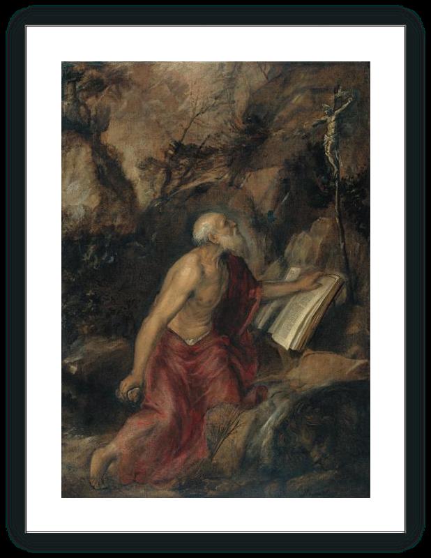 zoom The penitent Saint Jerome
