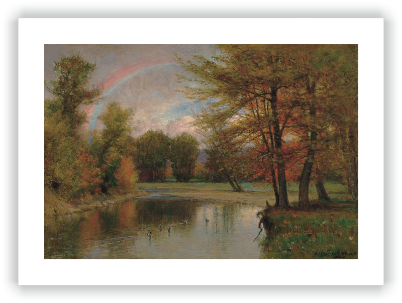 zoom The Rainbow, Autumn, Catskill