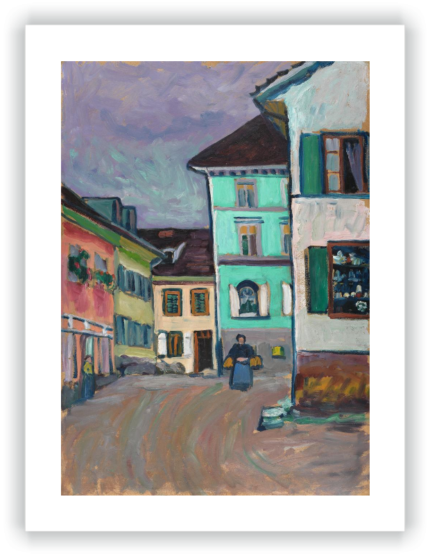 zoom Johannisstrasse, Murnau