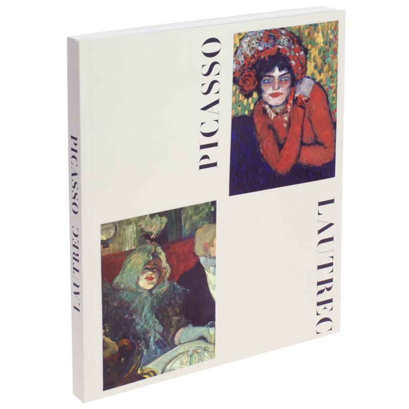zoom Catálogo de la exposición Picasso / Lautrec rústica español