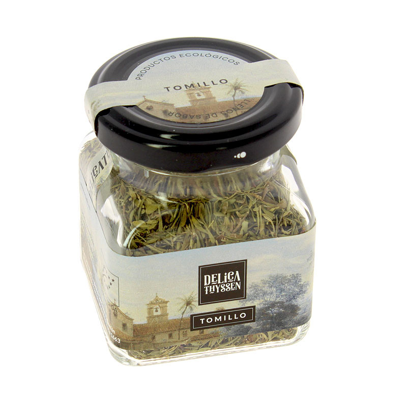 zoom Eco-certified Dried Thyme