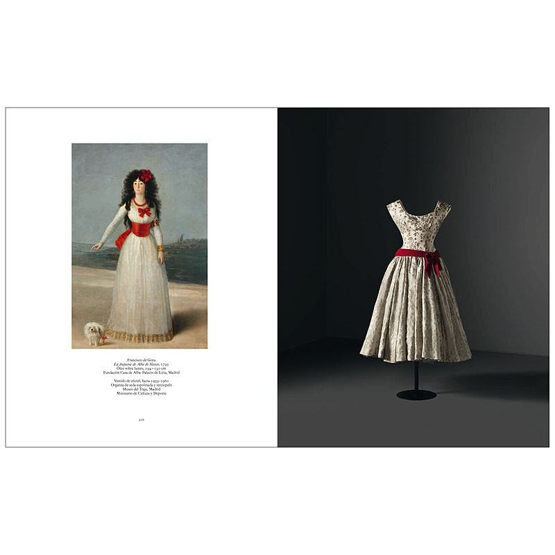 zoom Balenciaga and Spanish Painting. Exhibition catalog (Spanish)