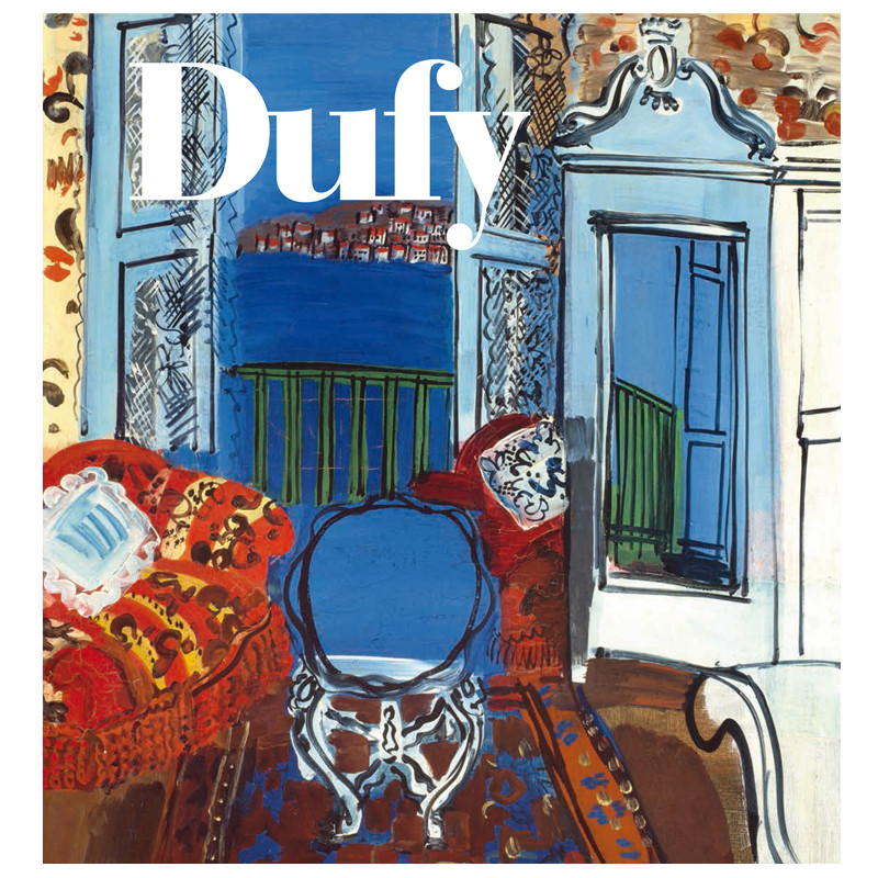 zoom Raould Dufy exhibition catalogue. Spanish. Paperback.