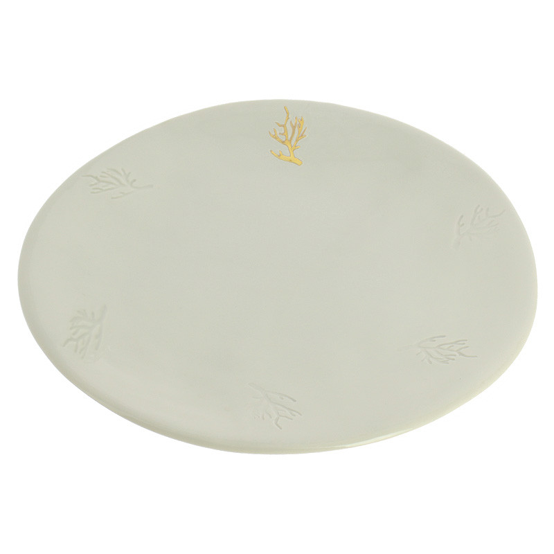 zoom Neptune & Anphitrite Porcelain Charger Plate