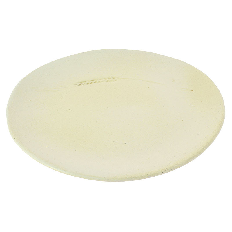 zoom Stoneware Plate Renoir's Wheatfield