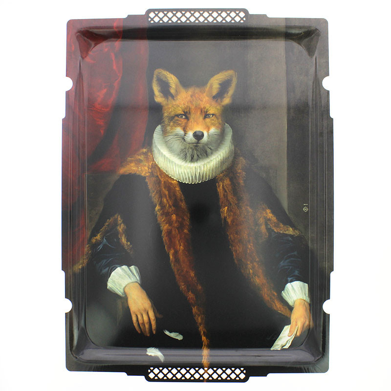 zoom Fox Ibride x Thyssen Tray