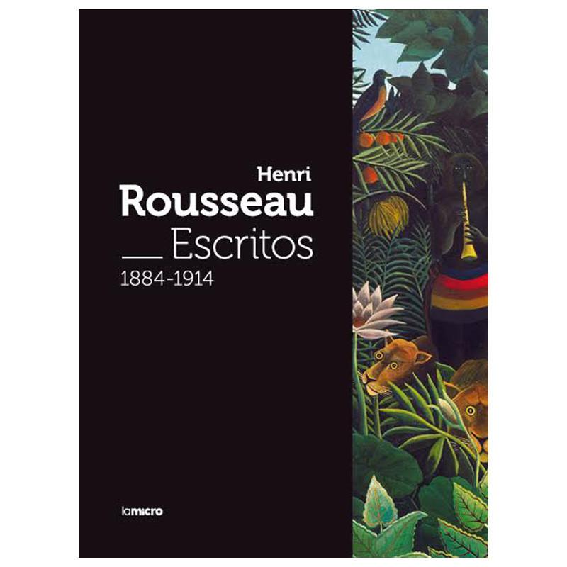 zoom Henri Rousseau Escritos, 1884-1914