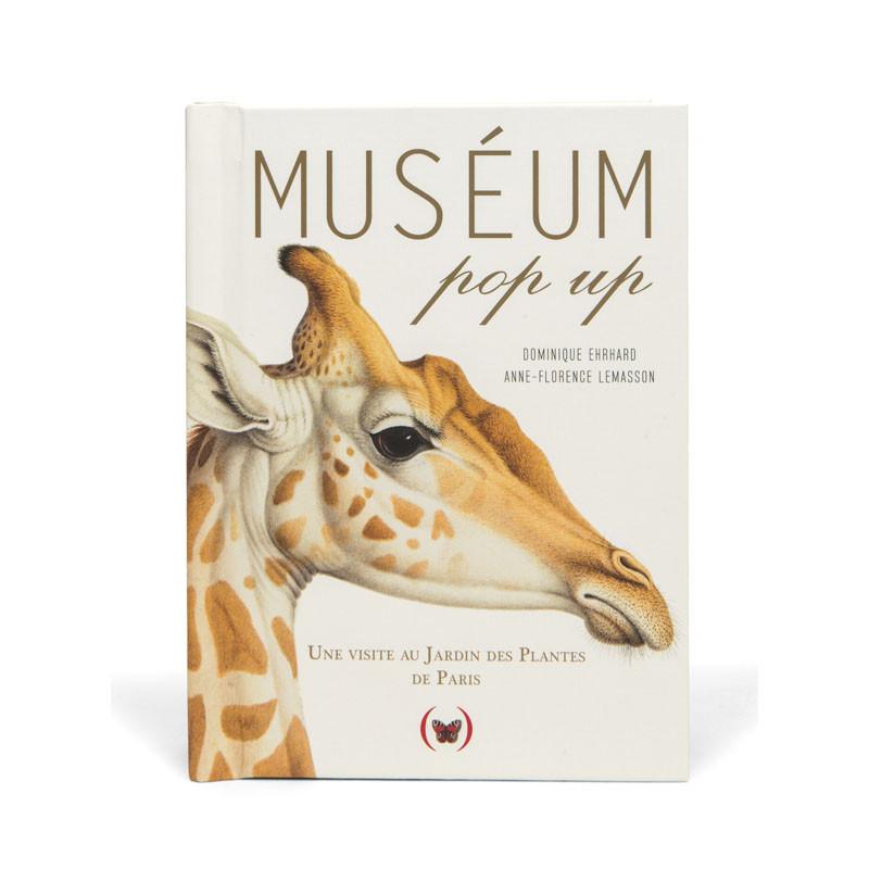 zoom Muséum pop up. Une visite au jardin des plantes de paris (French)