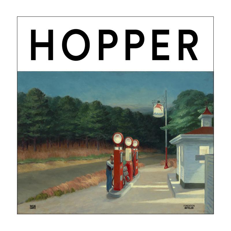 zoom Edward Hopper: A New Perspective on Landscape