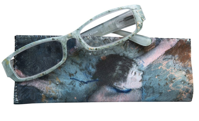 zoom Progressive Glasses: Degas