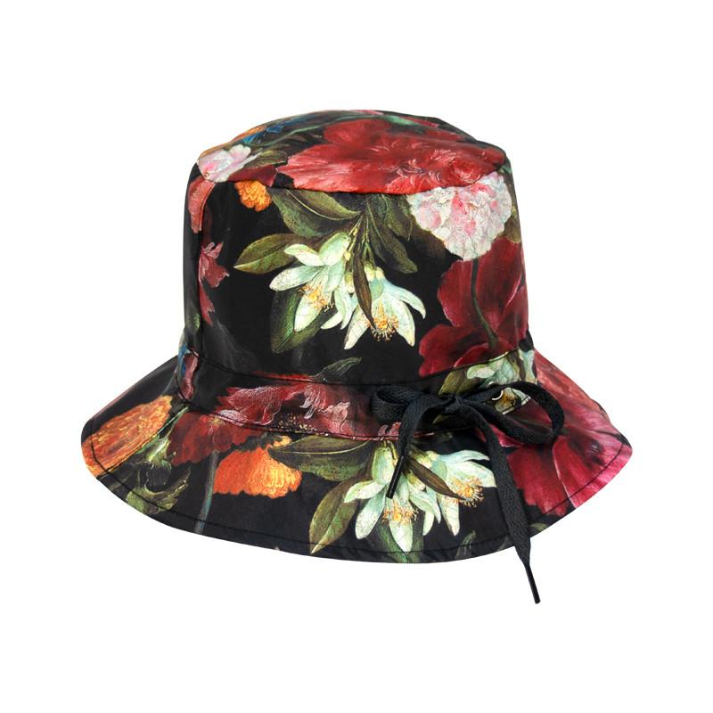 zoom Jacques Linard's Flowers Rain Hat