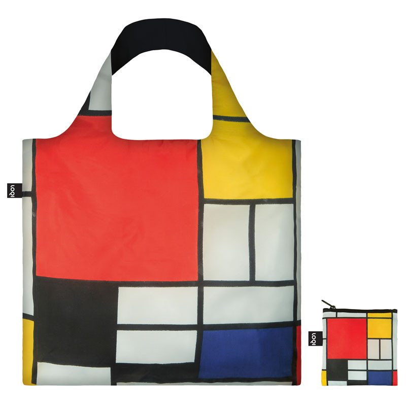 zoom Folding Mondrian Bag