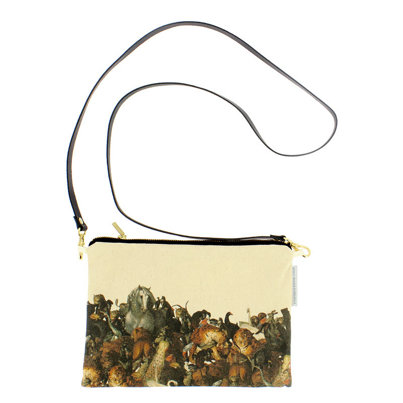 zoom Garden of Eden Shoulder Bag