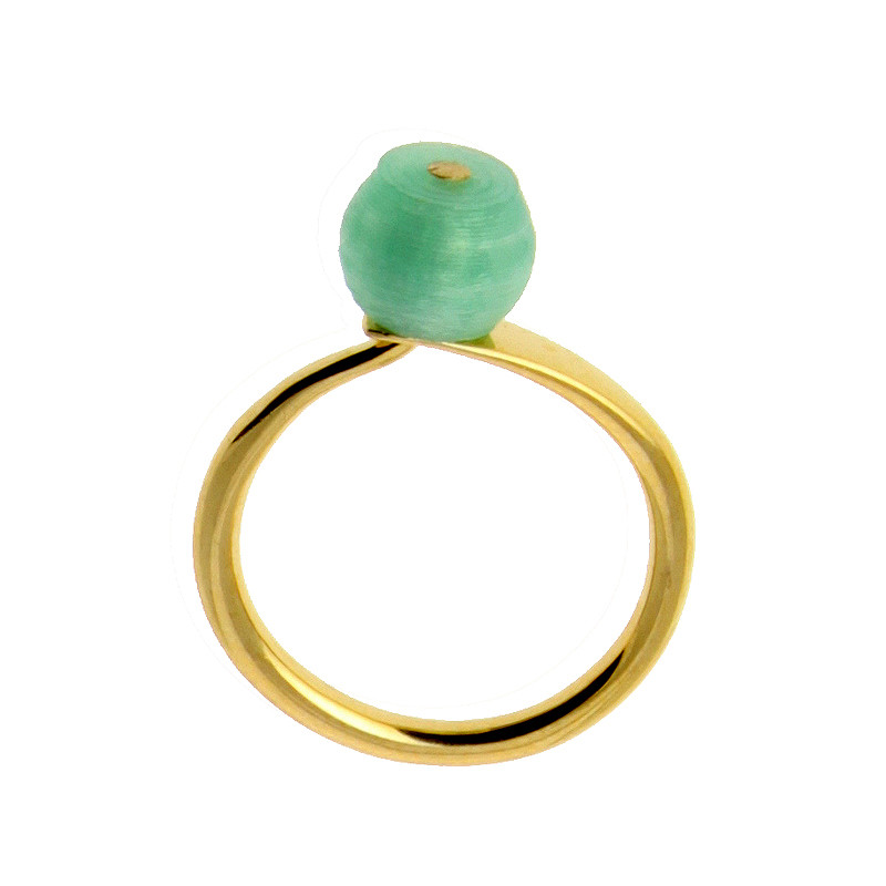 zoom Sonia Delaunay's Turquoise Ring by Helena Rohner