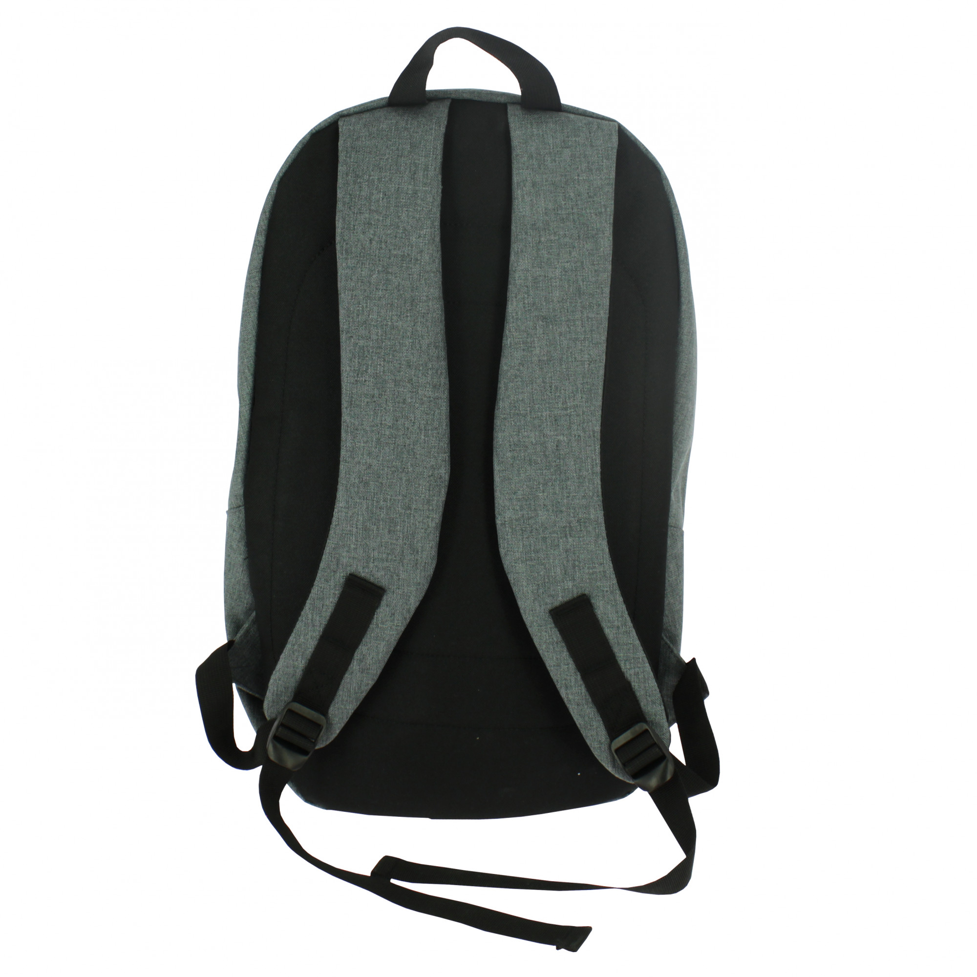 """zoom Backpack gray """"Have an art day"""""""