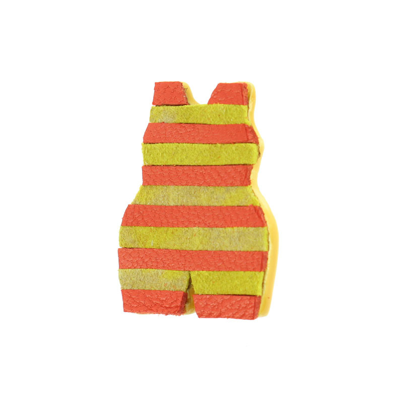 zoom Beckmann Swimming Suit Brooch