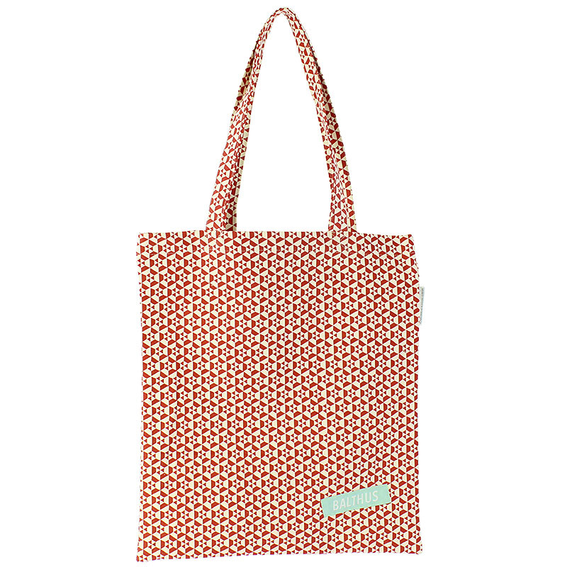 zoom Balthus: Cat with a Mirror Tote Bag