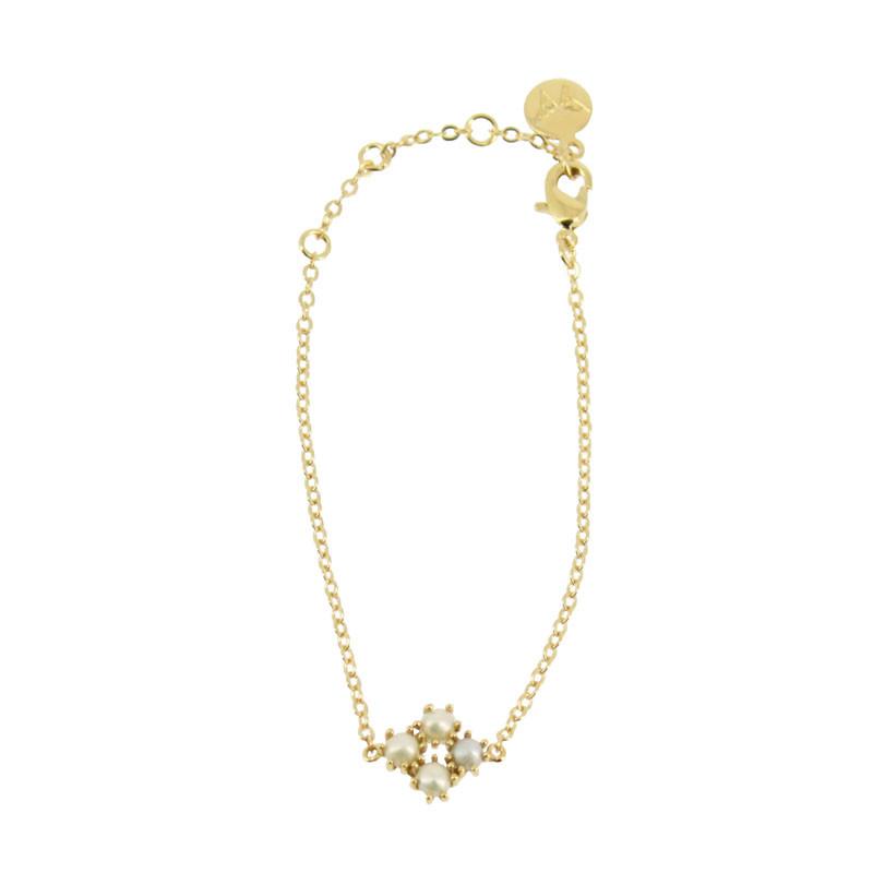 zoom Pearl Bracelet