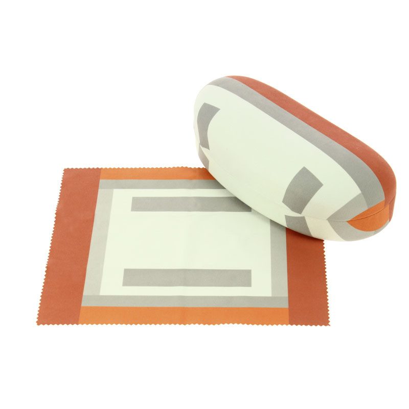 zoom Albers-Helena Rohner Case for Glasses with Cleaning Cloth
