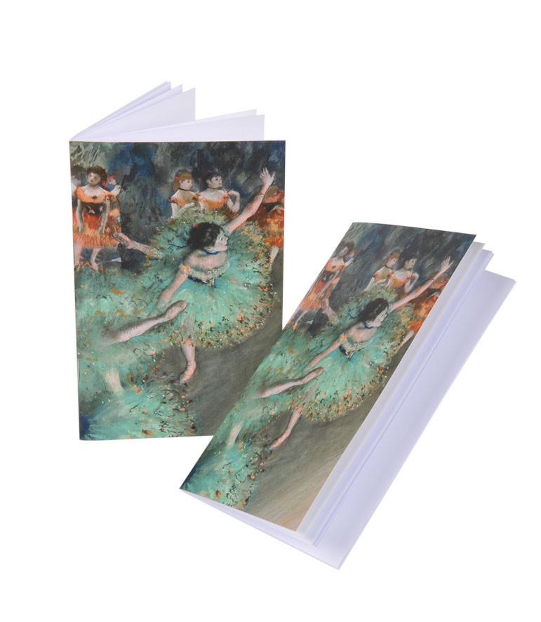 zoom Notepad Edgar Degas