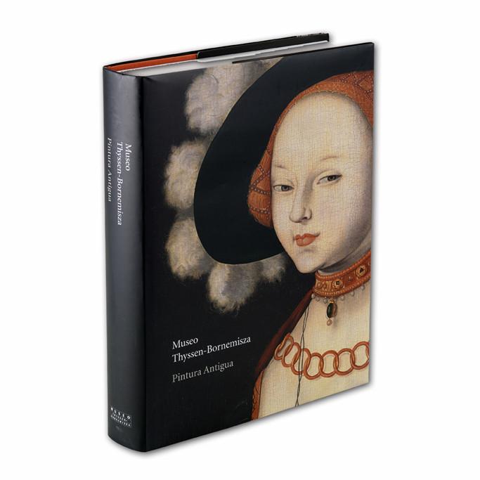 zoom Catalogue Museo Thyssen-Bornemisza. Old Painting (Spanish)
