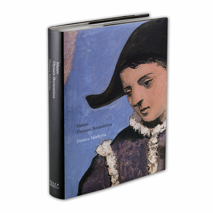 zoom Catalogue Museo Thyssen-Bornemisza. Modern Painting (Spanish)
