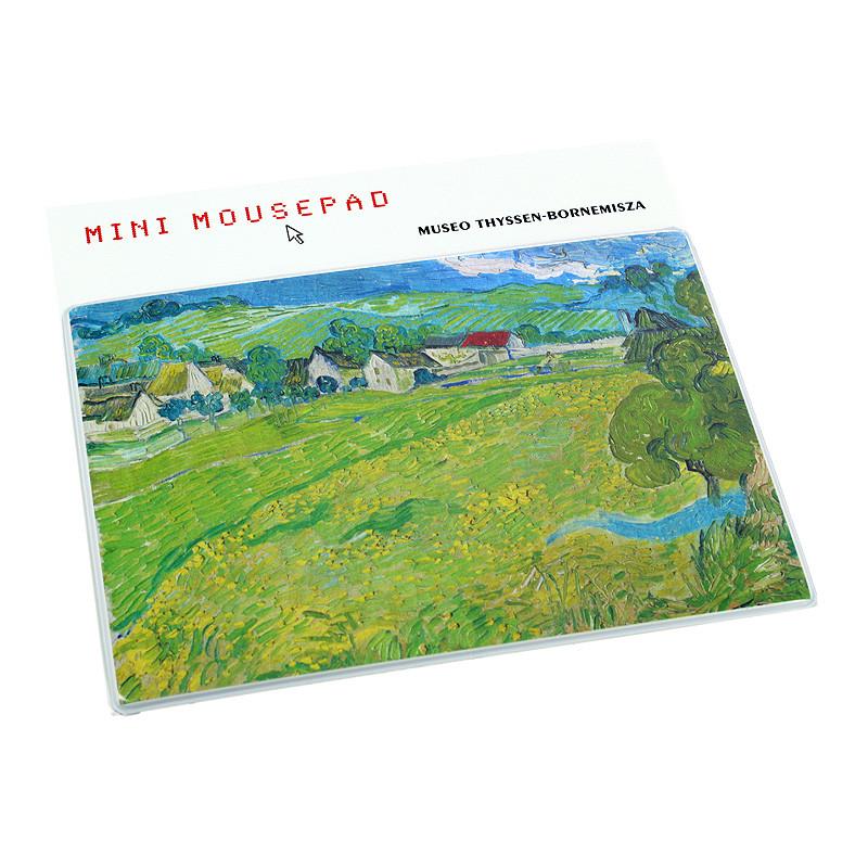 zoom Mini mousepad Van Gogh Les Vessenots