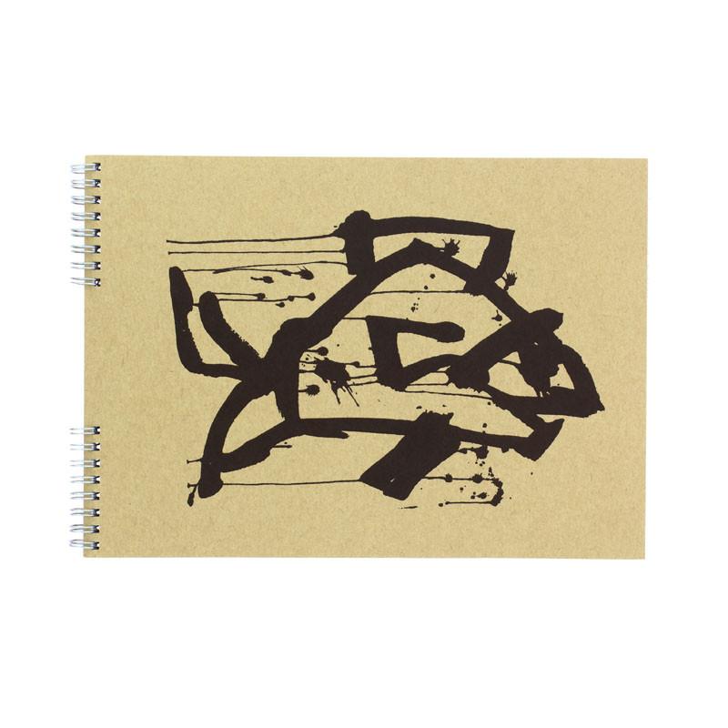 zoom Black Fish Notebook. Joan Jonas