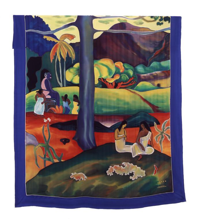 zoom Gauguin Large Foulard