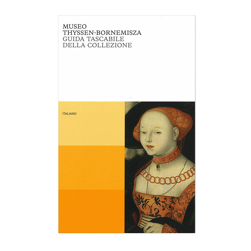 zoom Pocket guide to the Museo Nacional Thyssen-Bornemisza: Italian