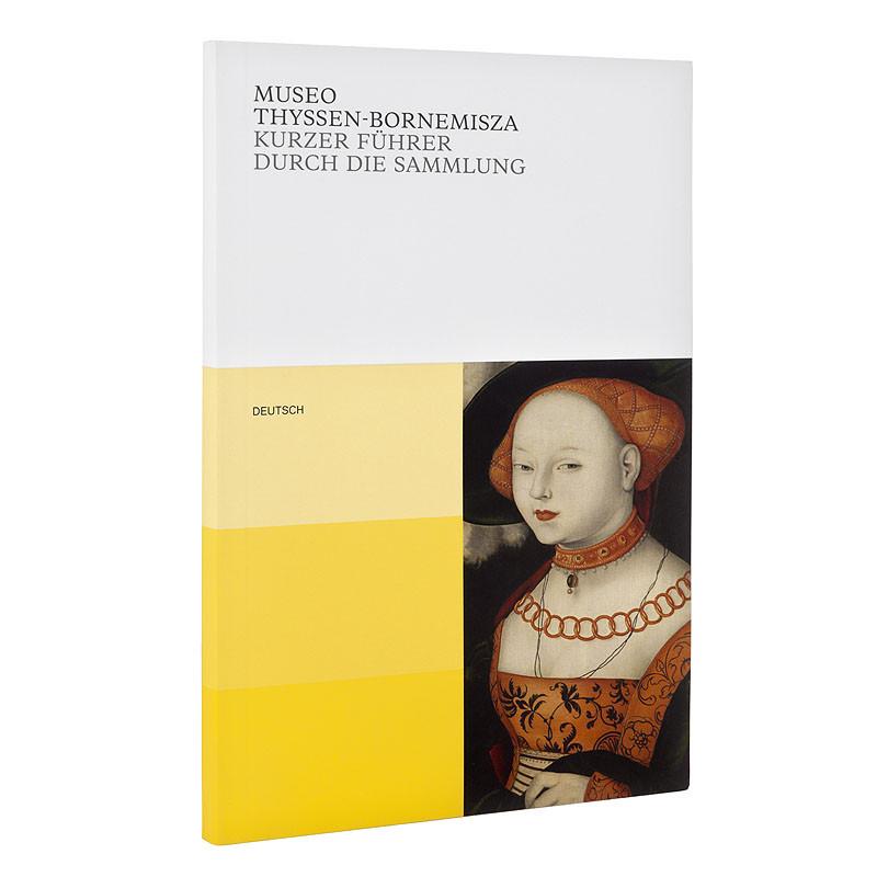zoom Pocket guide to the Museo Nacional Thyssen-Bornemisza: German