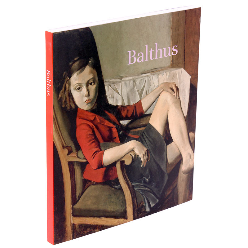 zoom Balthus. Exhibition catalogue. Spanish Paper Back