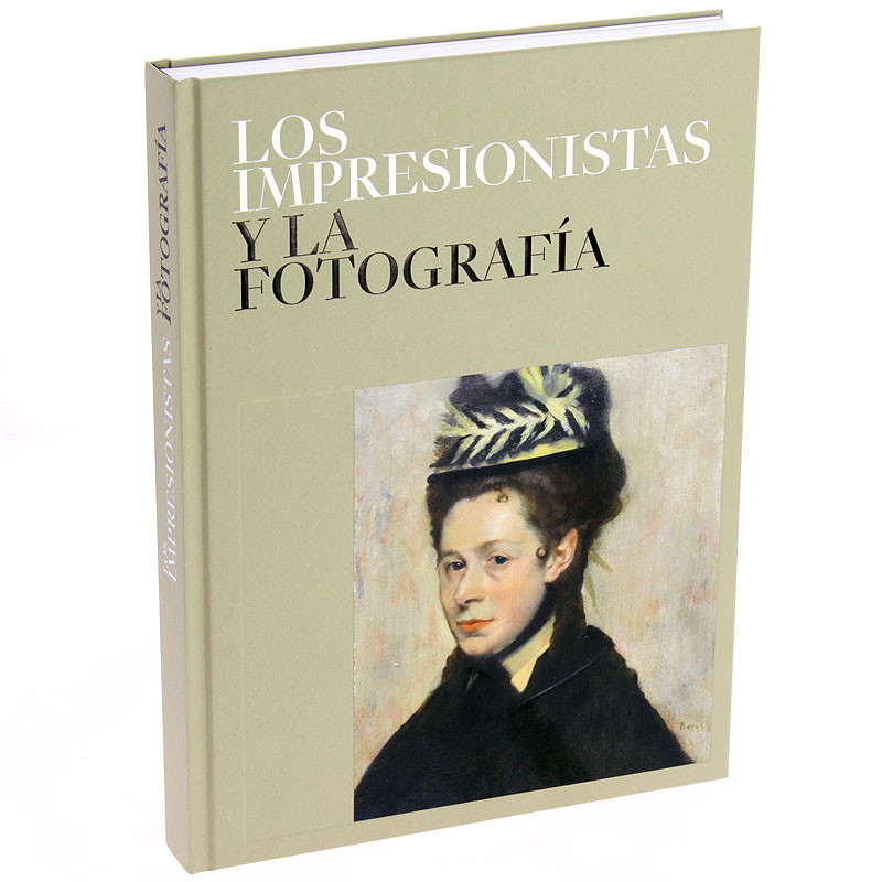 zoom Los impresionistas y la fotografía. Exhibition catalogue. Spanish Hard Cover