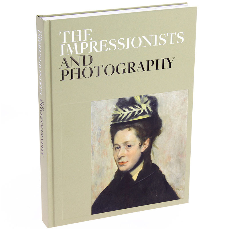 zoom The Impressionists and Photography. Exhibition catalogue. English Hard Cover