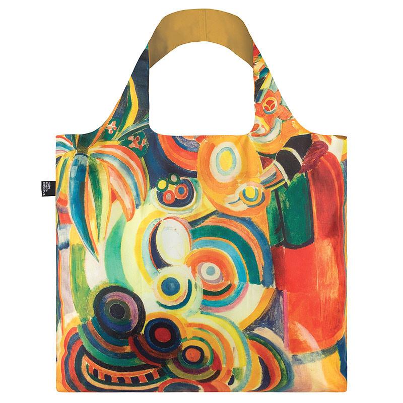zoom Delaunay's Portuguese Woman Foldable Bag