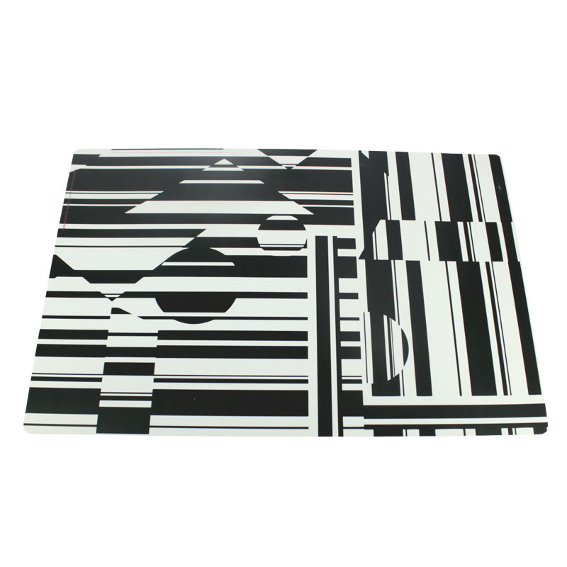 zoom Individual placemat Stripes Vasarely
