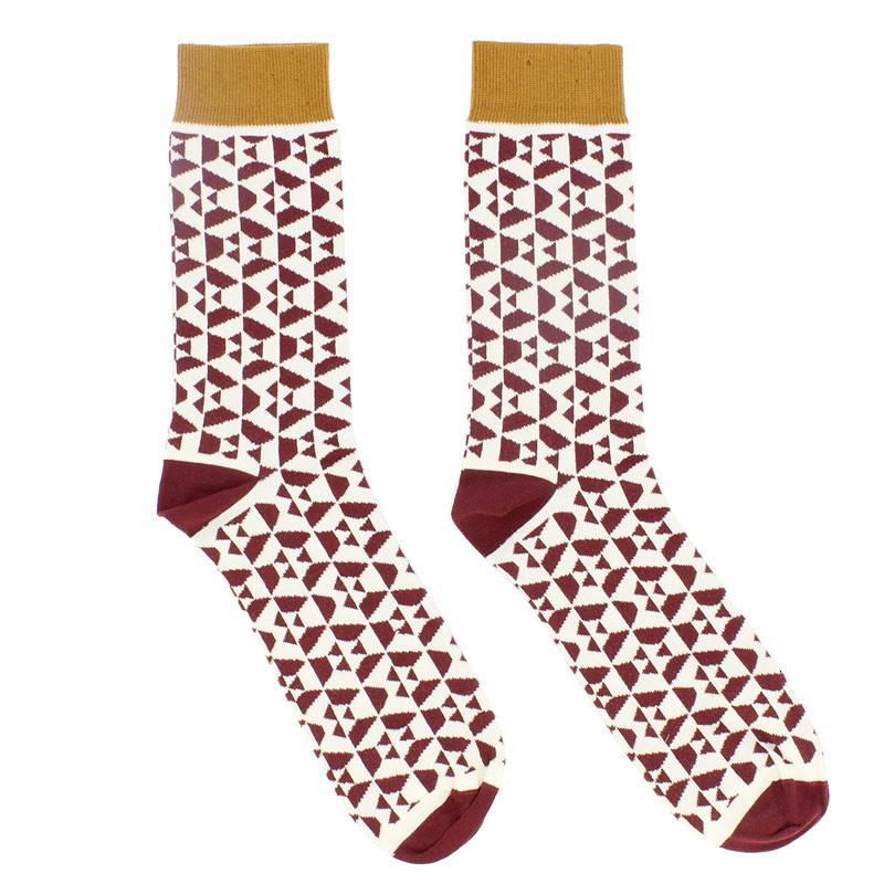 zoom Balthus Geometric Socks