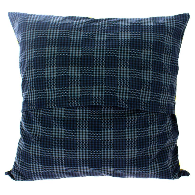 zoom Cushion Cover peSeta Giovanna (square pattern back model)