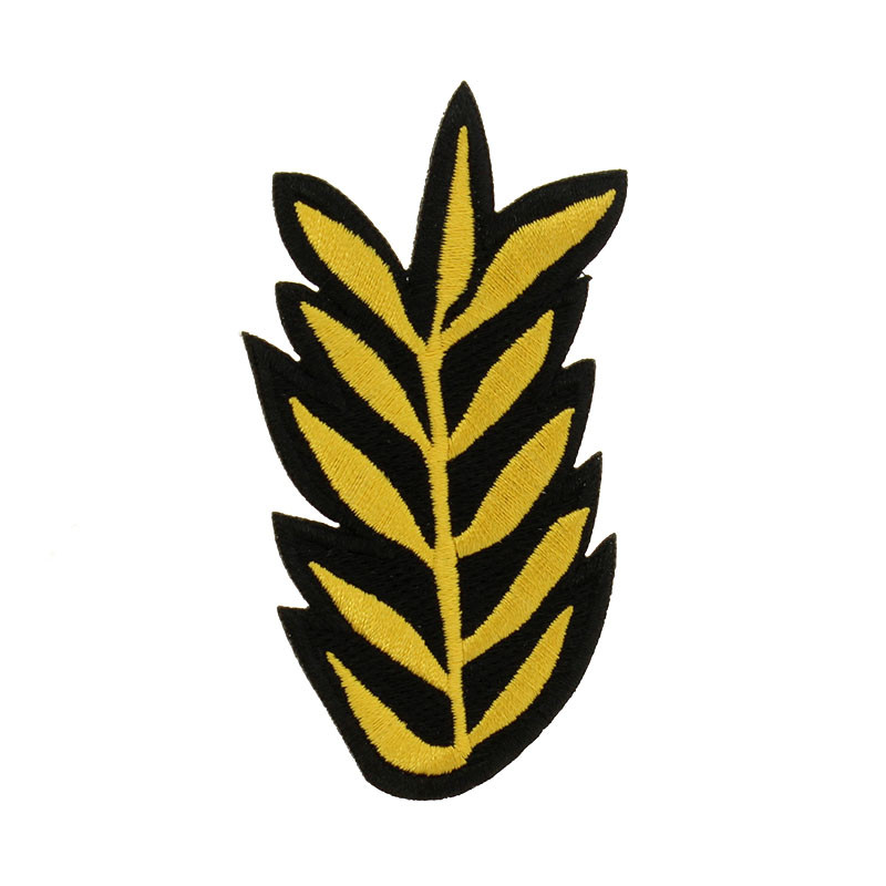 zoom Branch Embroidered Patch