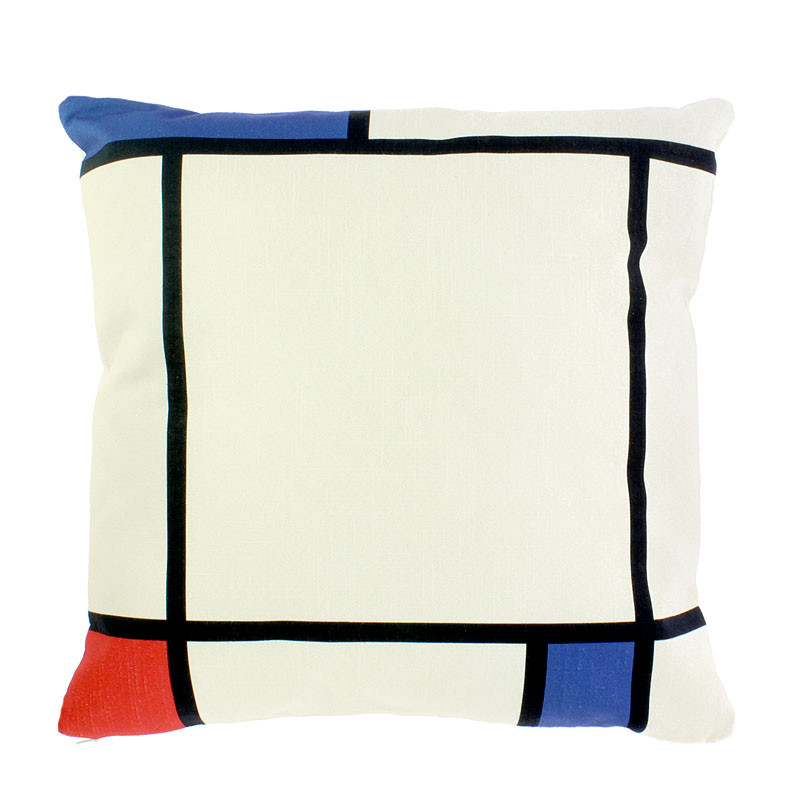 zoom Mondrian Cushion Sleeve 45 x 45 cm