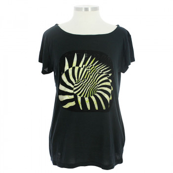 Vasarely's Zebras Women T-shirt