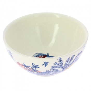 Cartuja x Garden of Eden Porcelain Bowl