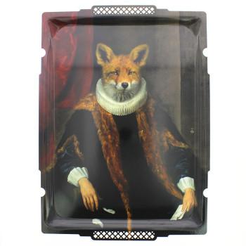 Fox Ibride x Thyssen Tray