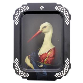 Stork Ibride x Thyssen Tray