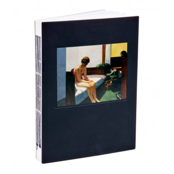Notepad Edward Hopper
