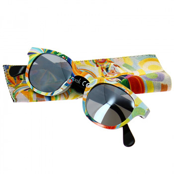 Robert Delaunay's Portuguese Woman Sunglasses