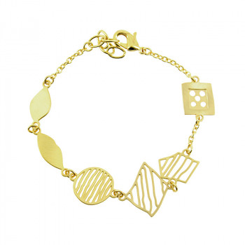 Klee's Still Life with Dice Bracelet