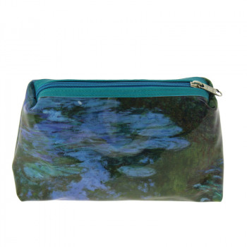 Water Lilies Toilette Bag