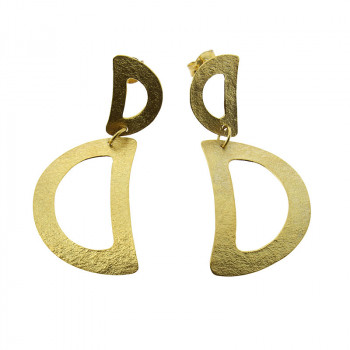 Kupka's Syncopated Accompaniment Earrings