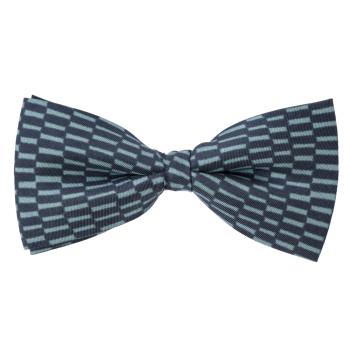 Silk Bow Tie Delaunay